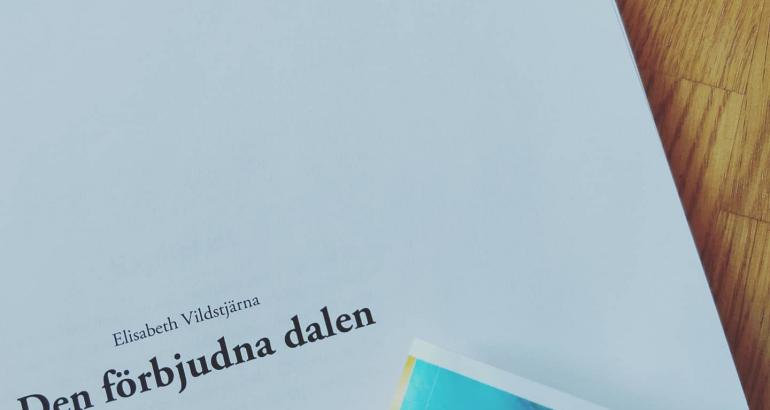 Nu är min nya bok på provtryck!